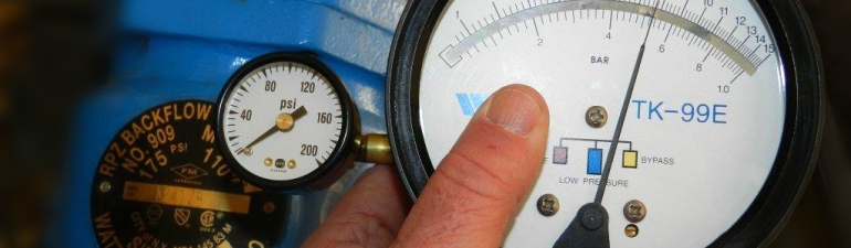 GaugeTec.com backflow test kit calibration services
